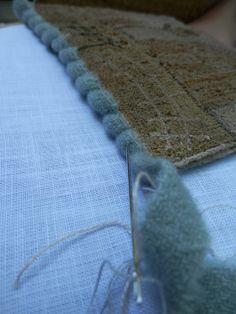 Wool Strip for Binding