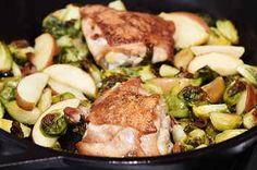 Here's An Easy, One-Pan Chicken Dinner That Everybody Will Love