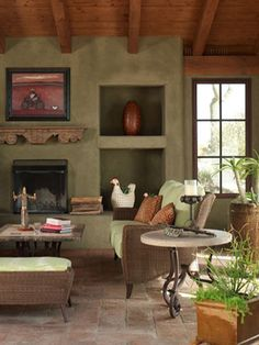 Janet Brooks Design   Scottsdale, AZ   Luxury Interior Design  The color; the textures; the furniture; the plants; the floors