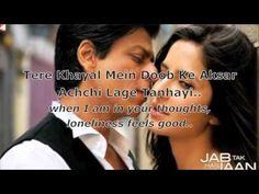 Saans mein teri saans mili lyrics with English Translation - YouTube