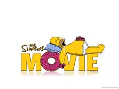 The Simpsons Movie HD Wallpapers Backgrounds Wallpaper