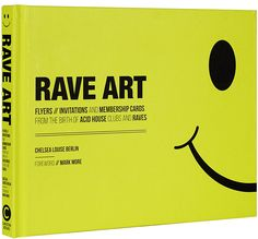 BOOK - RAVE ART