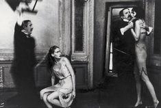 DEBORAH TURBEVILLE W Magazine, Cantor Theater, Poland, 1997