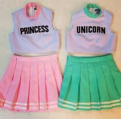 can i just get 2 unicorn ones because nether of us are princess