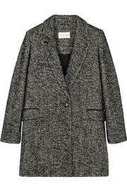 Étoile Isabel MarantDaphne oversized wool-blend coat