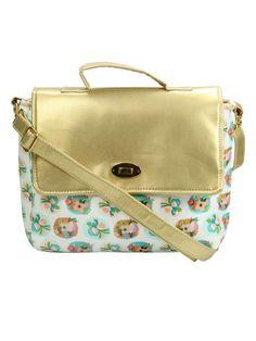 Alice Disse - Bolsa maletinha bouquet