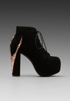 JEFFREY CAMPBELL Claw Lita in Black at Revolve Clothing - Free Shipping!