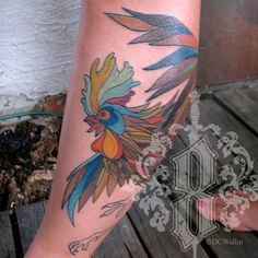 Nyc Tattoo Artists, Leaf Tattoos, Watercolor Tattoo, Watercolour Tattoos, Watercolor Tattoos