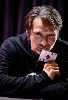 Mads coming up aces
