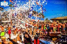 Party Fun Foam Party Spring Break Island 2017