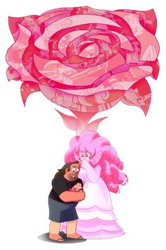 I want to be a part of your universe. - Greg, Steven, and Rose
