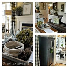 Updated Family Room Tour... This is one of my all time favorite rooms.. it is so comfortable and classy!!!!!!!!
