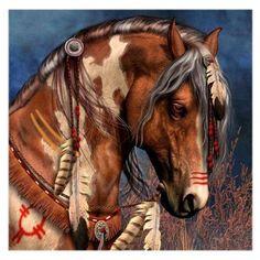 3.64AUD - Diy 5D Diamond Embroidery Horse Painting Rhinestone Cross Stitch Home Decor P1N4 #ebay #Home & Garden