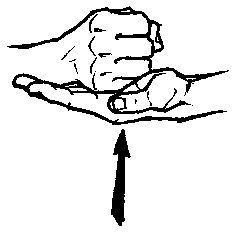 """""""help"""" American Sign Language (ASL) It's like you push your hand up to """"help"""" it. """"help"""" American Sign Language (ASL) It's like you push your hand up to """"help"""" it. Sign Language More, Simple Sign Language, Sign Language Alphabet, Learn Sign Language, American Sign Language, Grammar Lessons, Writing Lessons, Learn To Sign, Asl Signs"""