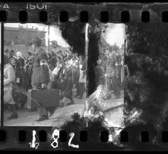 'I buried my negatives in the ground in order that there should be some record of our tragedy.' The photographs of Henryk Ross.