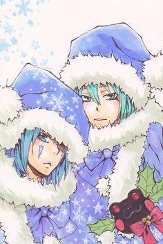 KHR Christmas~ Fran , Mammon/Viper