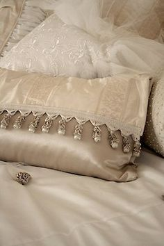 Pillows with detail