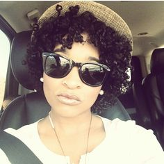Flyy! @dope_since83 #luvyourmane #naturalhairsistas #naturalhair #blackisbeautiful