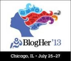 I learned tons at BlogHer '13, my first blogging conference.  I took classes on marketing, branding, niche writing, and social media.