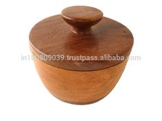 We are Engage in manufacturing and Supplying various types of Wood shaving bowl, Cheap Price wooden shaving bowl of teak wood, Shaving bowl, Wood bowl with lid, Wood Shaving bowl with lid, Wood Shaving bowl designs. We have many years experience in production and export these items to oversea.  We have a very strong technic team in design, sample develop, production and sales, Our products are stylish, beautiful, durable, qualified, just-in-time lead time. We can supply you the products with…