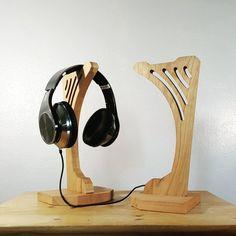 Headphone Stand Designs : Best headphone stand designs images diy headphone stand booth