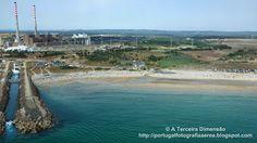 A Terceira Dimensão - Fotografia Aérea: Praia de São Torpes