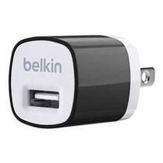 Iphone Micro Wall Charger Blk