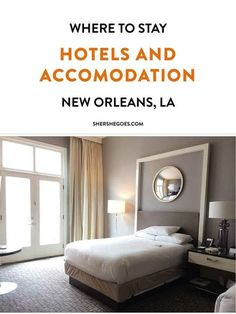 A comprehensive guide to hotels and accomodation in New Orleans. Click through to read the complete city guide