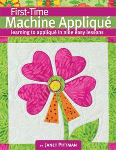First-Time+Machine+Applique