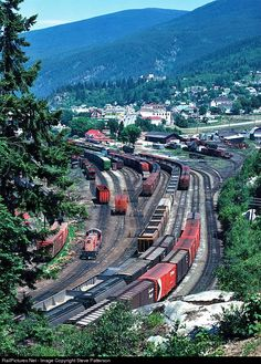 RailPictures.Net Photo: Canadian Pacific Railway n/a at Nelson, British Columbia, Canada by Steve Patterson