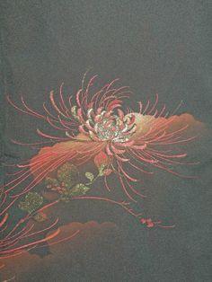Silk Kimono by Paulownias on Etsy