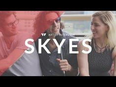 Wearhaus Featured Artist: SKYES - YouTube