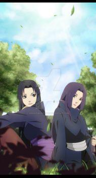 Naruto OCs: Bonds by Shirayuki-no-Mai