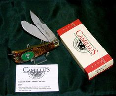 "Camillus 10H Knife American Wildlife ""Dall Sheep"" Sid Bell Casting W/Packaging @ ditwtexas.webstoreplace.com"