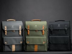 VINTA's the S | Series. A bag designed to be different. Not just functional, but subtle, sleek, and secure.