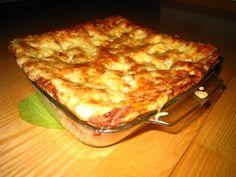 Paras soija lasagne