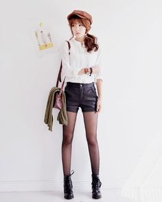 Cute Korean fashion. #asianfashion