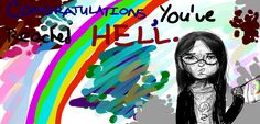 Congratulations, You've Reached Hellby ~Keiggy on deviantART