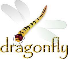 Inkscape Dragonfly