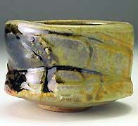 Tony Ferguson. chawan (tea bowl).  Beautiful.