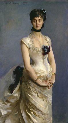 Madame Paul Poirson by John Singer Sargent - John Singer Sargent - Wikipedia, the free encyclopedia