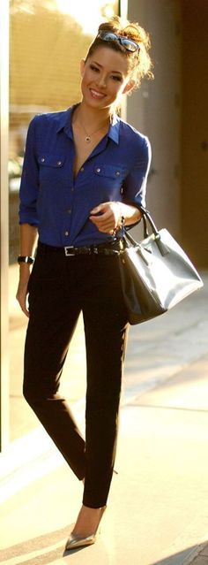 Cute Office Outfits Ideas 102