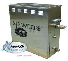 Steam Saunas - Steambath Steam Generator by Saunacore
