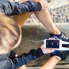 Adidas en Spotify zorgen voor de juiste muziek tijdens het harlopen