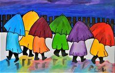 Résultats de recherche d'images pour «peinture santorinni» Madhubani Art, Black Art, Watercolor Art, Applique, Images, Cabin, Digital, Painting, Drawings