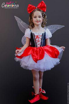 Купить или заказать костюм Дюймовочки в интернет-магазине на Ярмарке Мастеров. карнавальный костюм Дюймовочки комплектация: платье, бант, крылья чешки продаются отдельно 700 рублей.