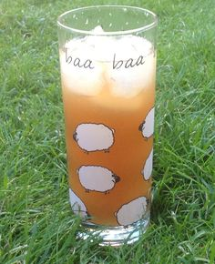 This is my recipe for an alternative Pimms and lemonade, boy is it good :-)