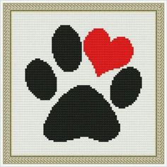 Thrilling Designing Your Own Cross Stitch Embroidery Patterns Ideas. Exhilarating Designing Your Own Cross Stitch Embroidery Patterns Ideas. Cross Stitch Heart, Cross Stitch Animals, Counted Cross Stitch Patterns, Cross Stitch Embroidery, Hand Embroidery, Beading Patterns, Embroidery Patterns, Needlepoint Patterns, Diy Broderie
