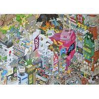 Tokyo - A2 By eBoy: Category: Art Currency: GBP Price: GBP30.00 Retail Price: 30.00 Landscape Cityscape Contemporary Art Rare Art…