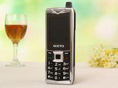 Mini Retro Style Elderly Antenna Phone